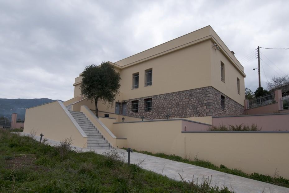 Το Μουσείο (εξωτερικά)